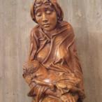 Virginio Ciminaghi - Madonna con bambino