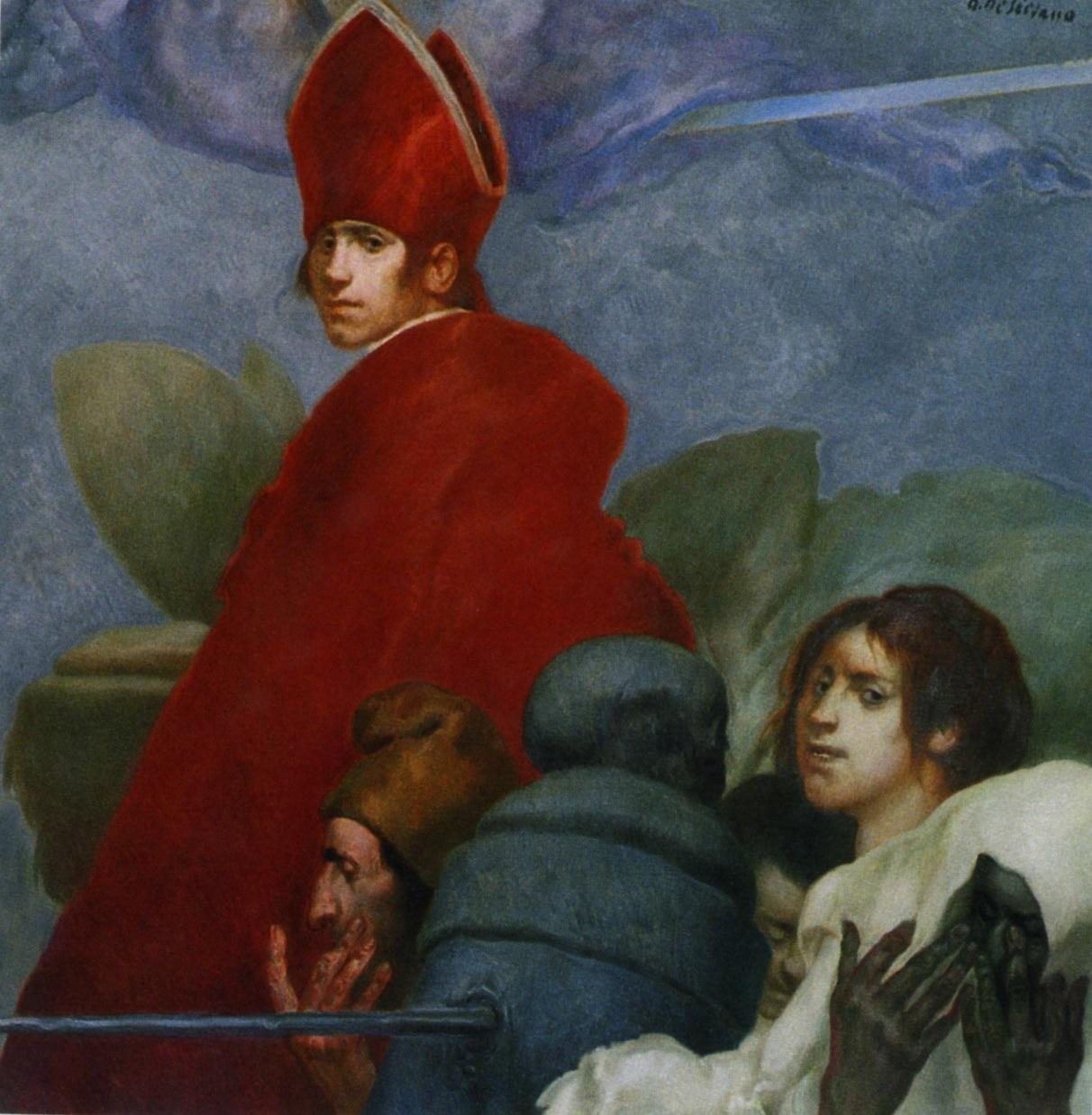 Armando de Stefano - San-Gennaro
