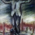 Ottone Rosai - L'uomo crocifisso