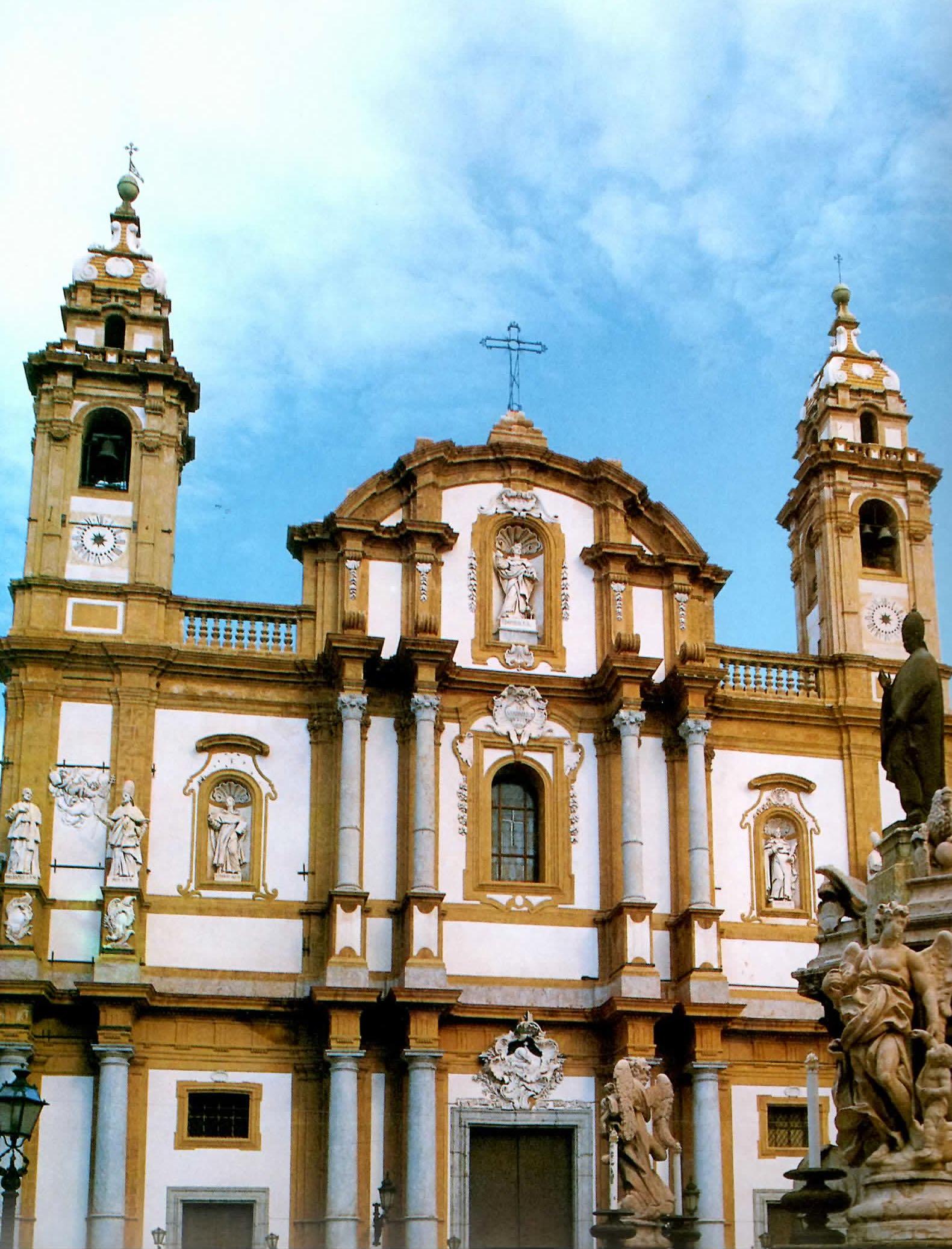 Chiesa di San Domenico, Palermo
