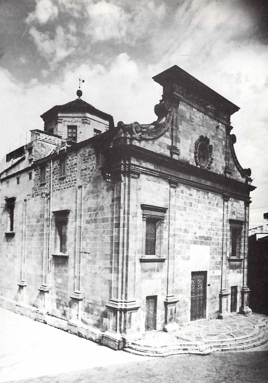 S. Giorgio dei Genovesi Esterno
