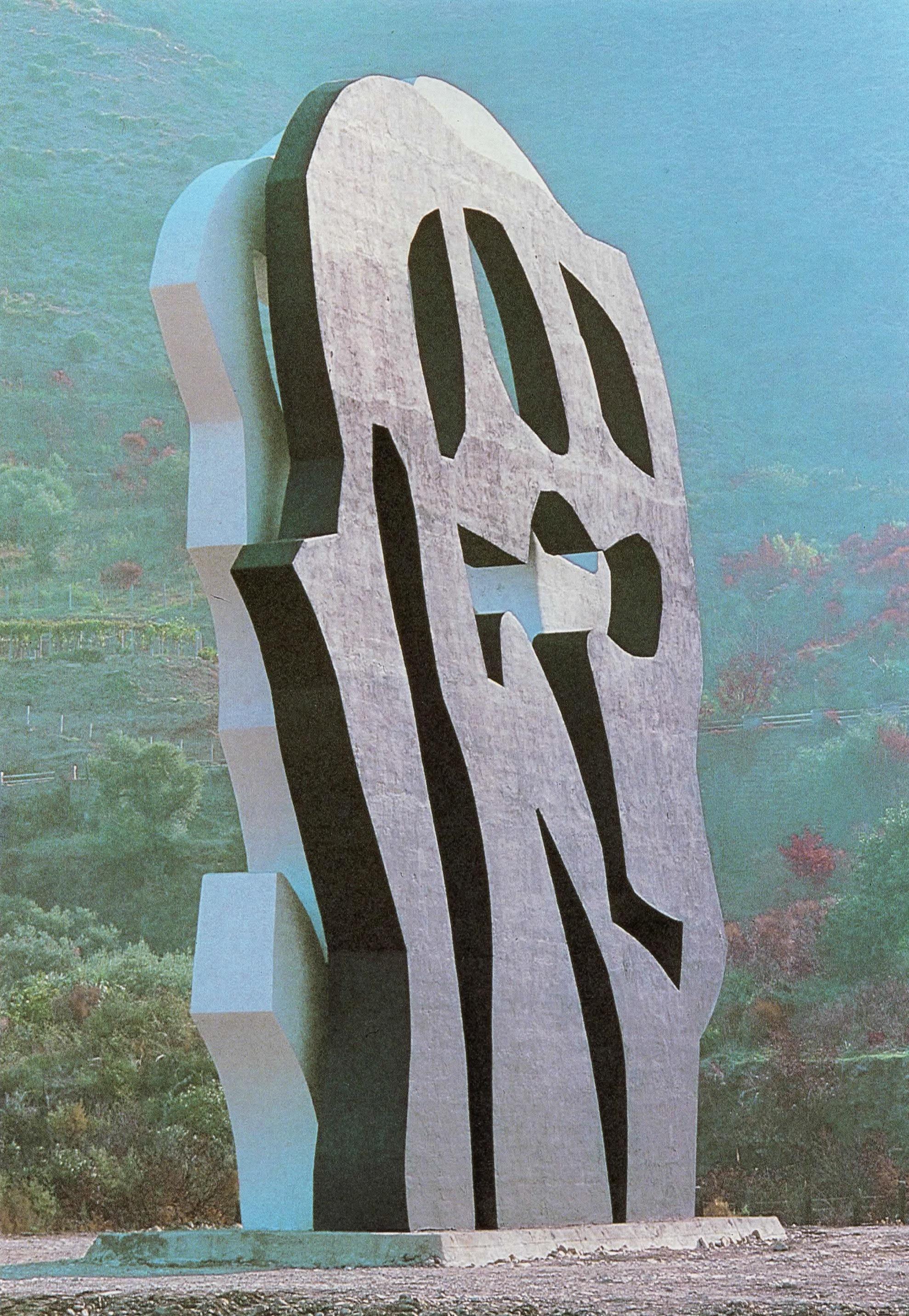 Pietro Consagra - Per la Fiumara di Tusa