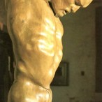 Ugo Attardi - Arrivo di Pizzarro - part. Cristo