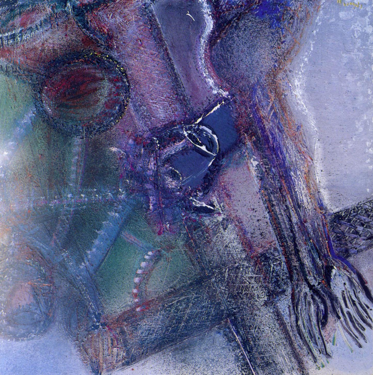 Domenico Spinosa - L'imposizione della croce
