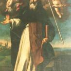 Filippo Tancredi - Sant'Antonio Abate