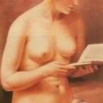 Francesco Trombadori - Donna nuda