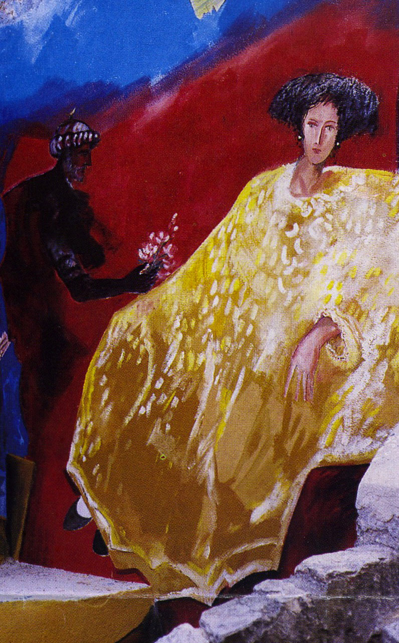 Franco Nocera - La regina di Saba