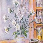 Leo Castro - Vaso di fiori