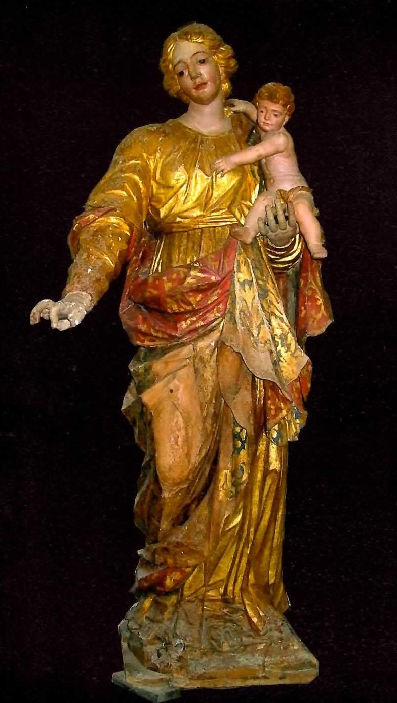 Santangelo di Brolo - Madonna del Carmelo