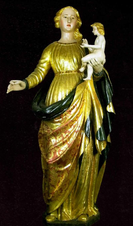 Frazzanò - Madonna del Rosario