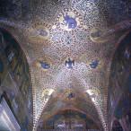 Soffitto della stanza di Ruggero II, Palazzo Reale, Palermo