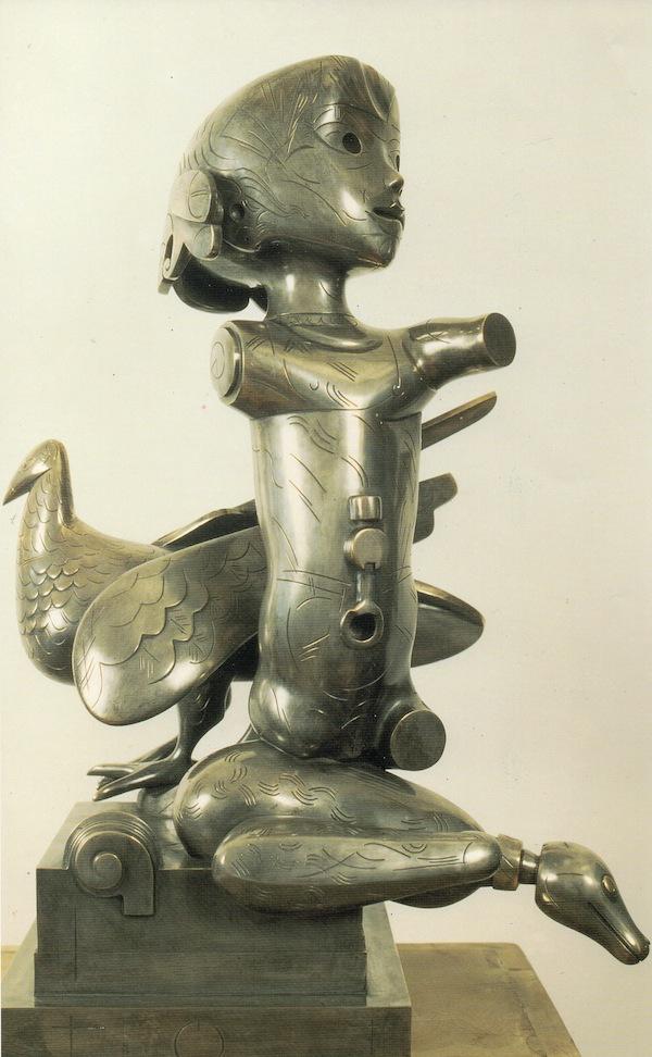 Floriano Bodini - Paola la colomba e il giocattolo