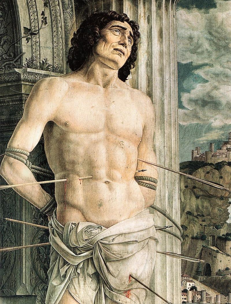 Andrea Mantegna - San Sebastiano, 1481