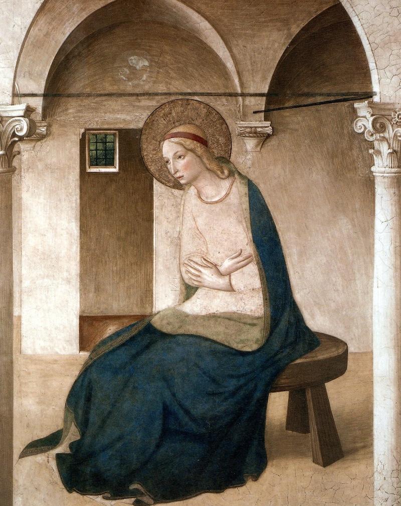 Beato Angelico - Annunciazione, 1443
