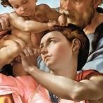 Michelangelo - Tondo Doni, 1504