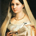 Raffaello - La Velata, 1515