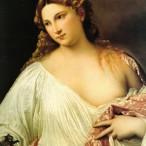 Tiziano - Flora,1517