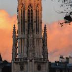France. Paris. Eglise Saint-Germain- l'Auxerrois