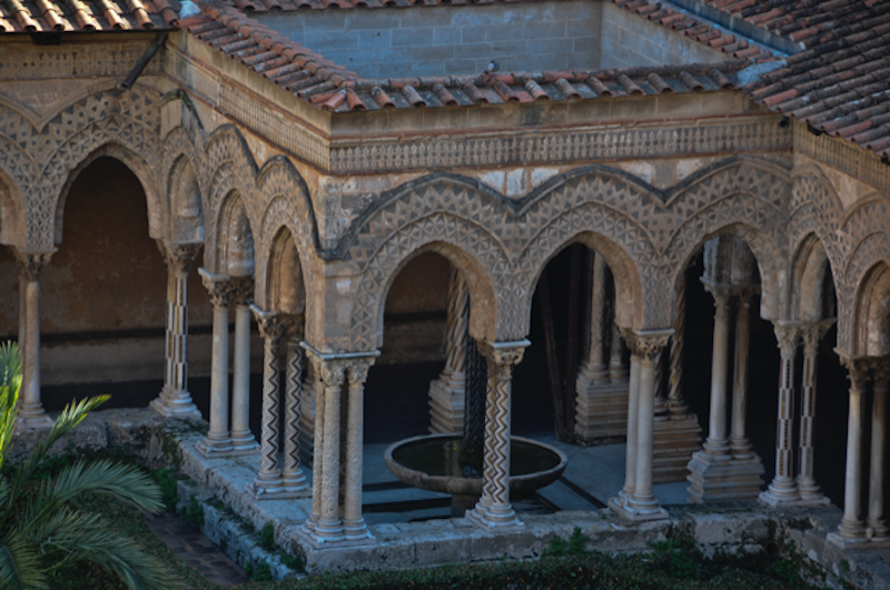 Cath Monreale Palermo Italy part 3