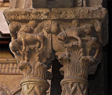 Cath Monreale Palermo Italy part 2