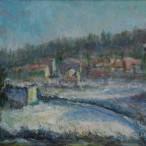 Prato Sesia, inverno