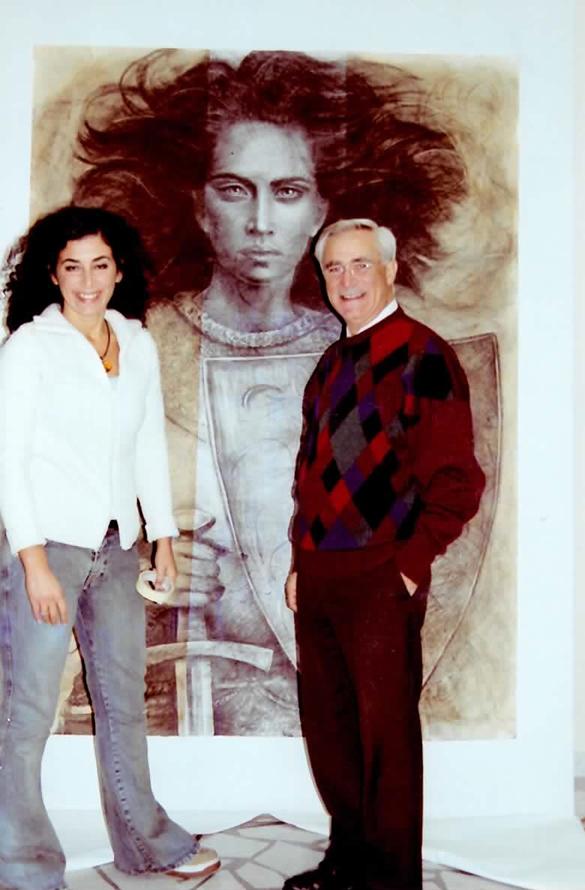 San Gabriele-Stauròs-Teramo-24-10 2003 - Alessandra Pennini