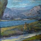 Verso il lago